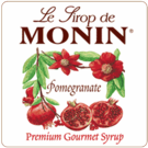 Monin Pomegranite Syrup 750ml