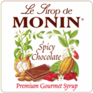 Monin Spicy Chocolate Syrup 750ml
