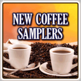 New Coffee Samplers