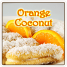 Orange Coconut Flavored Coffee 1lb (16 oz)