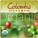 Organic Colombia 'Mesa De Los Santos' Coffee (5lb Bag)