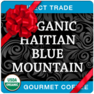 Organic Haitian Blue Mountain Direct Trade Coffee (1lb Bag)
