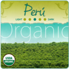 Organic Peru 'Andes Gold' Fair-Trade Coffee 1lb (16 oz)