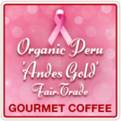 Organic Peru 'Andes Gold' *Fair-Trade* Coffee (1lb Bag)