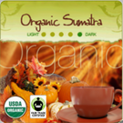 Organic Sumatra 'Black Satin Roast' Fair-Trade Coffee (1lb Bag)
