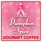 Pumpkin Spice Flavored Decaf Coffee (1lb Bag)