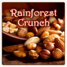 Rainforest Crunch Flavored Coffee 1lb (16 oz)