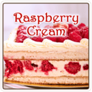 Raspberry Cream Flavored Coffee 1lb (16 oz)
