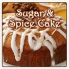 Sugar & Spice Cake Flavored Decaf Coffee (1lb Bag)