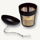 Swift Gold Tea Infuser 200