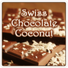 Swiss Chocolate Coconut Flavored Decaf Coffee (1lb Bag)