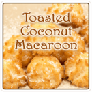 Toasted Coconut Macaroon Flavored Decaf Coffee (1lb Bag)