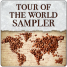 Tour of the World Sampler (6 1/2lb Bags)