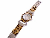 Plus Size Watch Animal Print