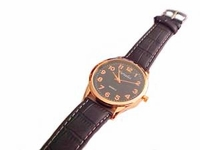 Plus Size Watch-Men's Extra Large Face with Strap-9 Inch