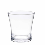 Casino Acrylic Double Old Fashion Tumbler