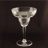 Classic Unbreakable Polycarbonate Margarita Glass - 12 Oz.
