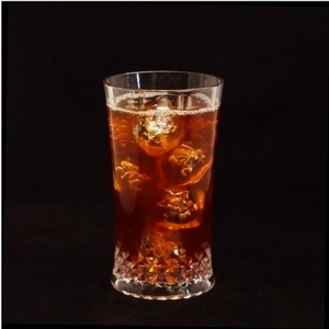 Cut Crystal Acrylic Tumbler - 16 Oz.