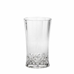 Cut Crystal-Look Highball Glass