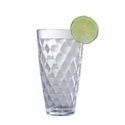 Diamond Facets Tall Tumbler