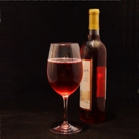 Flight Unbreakable Polycarbonate Plastic Red Wine Glass - 20 Oz.