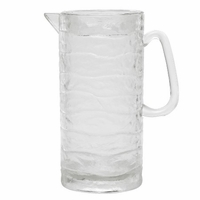 Glacier Frosted-Look Acrylic Pitcher