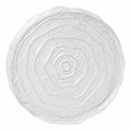 Glacier Frosted-Look Acrylic Serving Platter