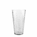 Hammered-Look Tall Acrylic Acrylic Tumbler