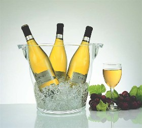 ACRYLIC ICE BUCKETS, WINE BUCKETS & ICE TUBS
