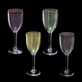 Insulated Double Walled Wine Glasses
