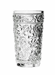 Paisley Clear Tall Tumbler