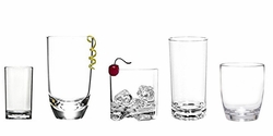 Acrylic Tumblers and Cups