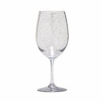 Sonoma Silver Sparkle Unbreakable BPA-Free Wine Glass - 20 Oz.