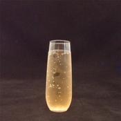 Sonoma Stemless BPA-Free Unbreakable Champagne Flute Glass - 6 Oz.