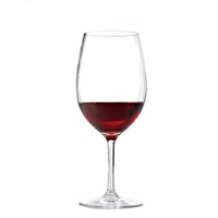 Sonoma Clear Unbreakable Classic Red Wine Glass