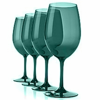 Sonoma Wine Glass (Green)