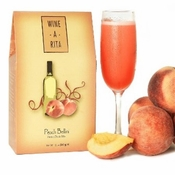 Wine-A-Rita Peach Bellini