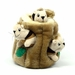 "<font color=""#a41a2d"">New!</font> Hide-A-Squirrel Plush Puzzle Toy"
