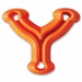 "<font color=""#a41a2d"">New!</font> KONG Quest Wishbone Treat Dispensing Dog Toy"