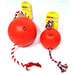 "<font color=""#a41a2d"">New</font> Tuggo (Tug-o-war) Adjustable Weighted Exercise Dog Toy"