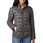 15600W Weatherproof Ladies' Packable Down Jacket