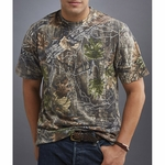 3960 Code Five Adult Lynch Traditions® Camouflage T-Shirt