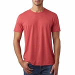 4.7 oz., 100% Sofspun� Cotton Jersey Crew T-Shirt