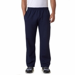 7.2 oz. Sofspun� Open-Bottom Pocket Sweatpants
