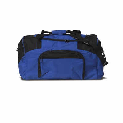 A4 Accessories Duffel Bag: (N8106)
