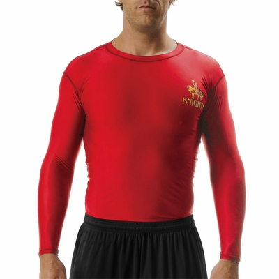 A4 Men's Compression T-Shirt: (N3133)