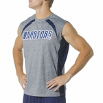 A4 Men's Muscle T-Shirt: (N2347)