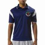 A4 Men's Polo Shirt: (N3156)