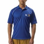 A4 Men's Polo Shirt: (N3168)