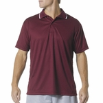 A4 Men's Polo Shirt: (N3173)